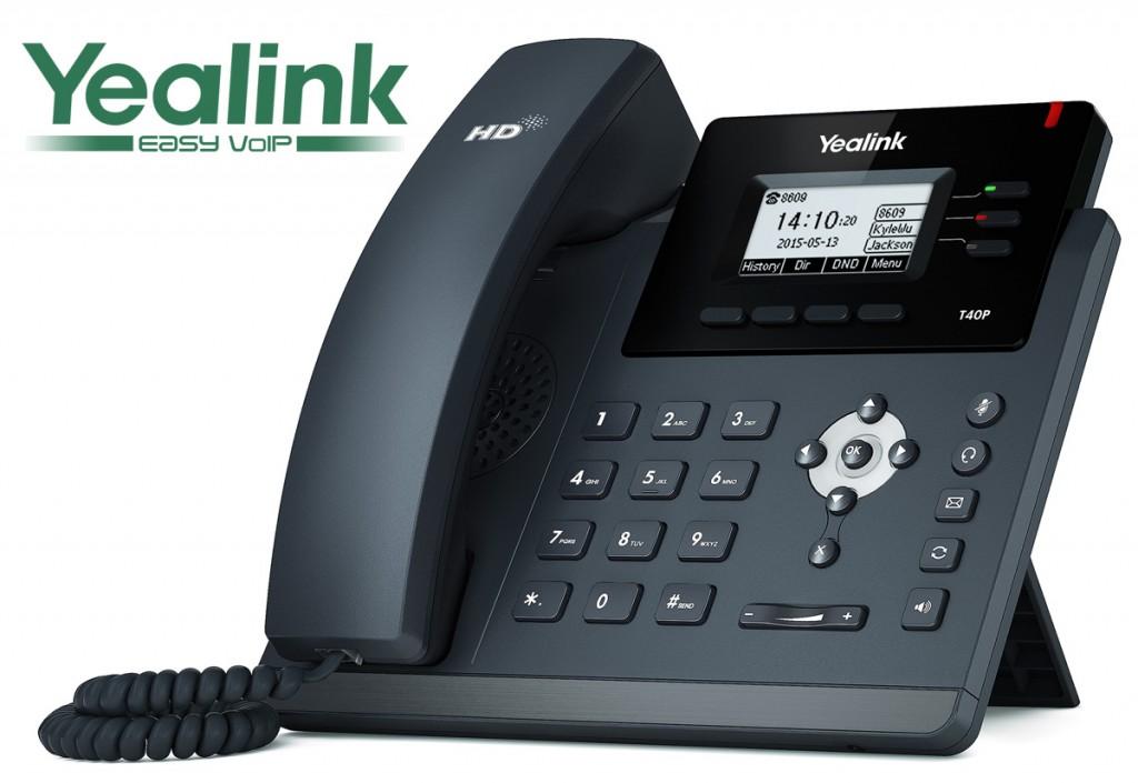 Yealink-SIP-T40P